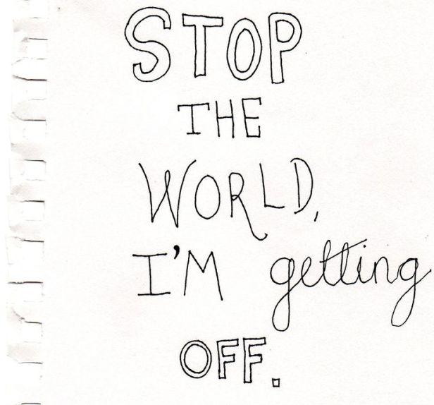 stoptheworld